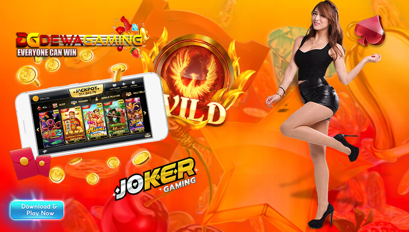 Game Slot Joker Gaming Banyak JP